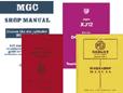 Cover image for Shop Manual - Jaguar XK120-140-150