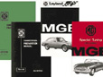 Cover image for Manual, Competition Prep - MGB 1968-80