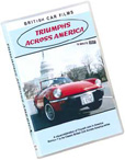 Cover image for Triumphs Across America