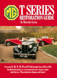 Cover image for MG T Series Restoration Guide