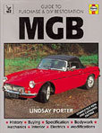 Cover image for MGB Restoration Guide