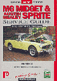 Cover image for MGB Service Guide