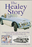Cover image for The Healey Story