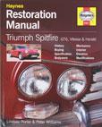 Cover image for Spitfire, GT6, Herald Restoration