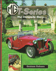 Cover image for MG T-Series, the Complete Story