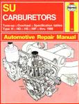 Cover image for Haynes SU Carburetors