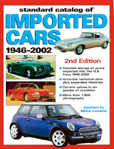 Cover image for Standard Catalog of Imported Cars, 2nd Edition