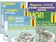 Cover image for Haynes, Midget/Sprite