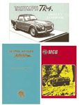 Cover image for Owners Manual Austin-Healey 3000 MkI, MkII