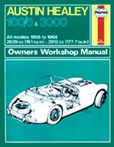 Cover image for Austin-Healey 100/6 and 3000 (56-68)