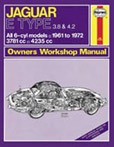 Cover image for Jaguar E Type (61 - 72)