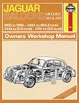 Cover image for Jaguar MkI & II, 240 & 340 (55 - 69)
