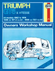 Cover image for Triumph GT6 & Vitesse (62 - 74)