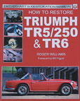 Cover image for How to restore the TR5, TR6 and TR250