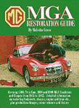 Cover image for MGA Restoration Guide