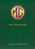 Cover image for MG - The Untold Story