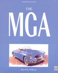 Cover image for The MGA, First of a new line