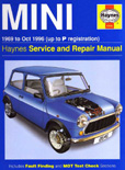 Cover image for Haynes Mini Workshop Manual