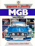 Cover image for Improve and Modify the MGB