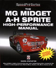 Cover image for The MG Midget and Austin Healey Sprite High Performance Manual