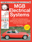 Cover image for MGB Electrical Systems. Improved and updated 2nd Edition