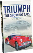 Cover image for Triumph The Sporting Years