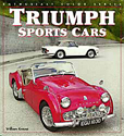 Cover image for Triumph Sports Cars