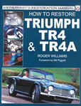Cover image for How to restore a TR4