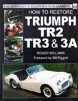 Cover image for How to restore a TR2, TR3 and TR3A