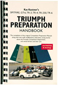 Cover image for Kas Kastner's Triumph Preparation Handbook