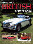 Cover image for Standard Guide to British Sports Cars by John Grunnell
