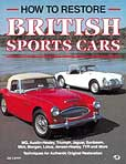 Cover image for British Car Restoration