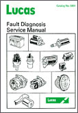 Cover image for Lucas Fault Diagnosis Manual
