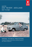 Cover image for AUSTIN A30