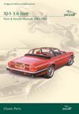 Cover image for JAGUAR XJ-S 3.6 LITRE PARTS & SERVICE 1982-91CD ROM