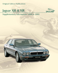 Cover image for JAGUAR XJ8 & XJR SUPPLEMENTARY INFORMATION 1998-02 CD ROM