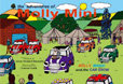 Cover image for The Adventures of Molly Mini (Molly, Minnie and the Car Show)