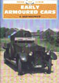 Cover image for SHIRE BOOK - EARLY ARMOURED CARS