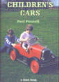 Cover image for SHIRE BOOK - CHILDREN'S CARS