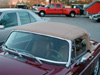 Sand Late MGB Superior Vinyl Top